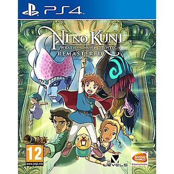 Jeu de Ni No Kuni Wrath Of The White Witch Remastered PS4