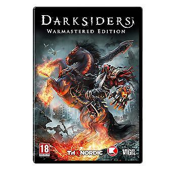 Darksiders Warmastered opplag PC DVD lek