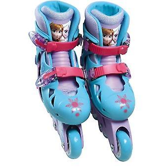 ディズニー冷凍インライン ローラー スケート (30-33) (OFRO017)