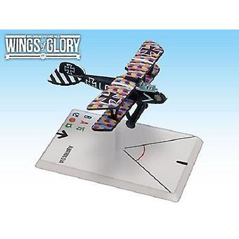 栄光の翼拡張パック - アルバトロスD.Vaウデット