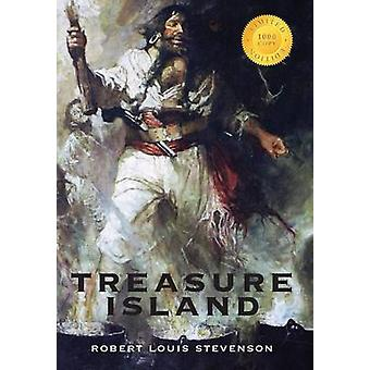 Treasure Island Illustrated 1000 Copy Limited Edition by Stevenson & Robert Louis