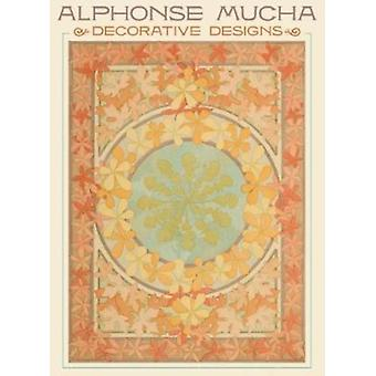 Alphonse Mucha Decorative Designs Boxed Notecard Assortment by Illustrated by Alphonse Mucha