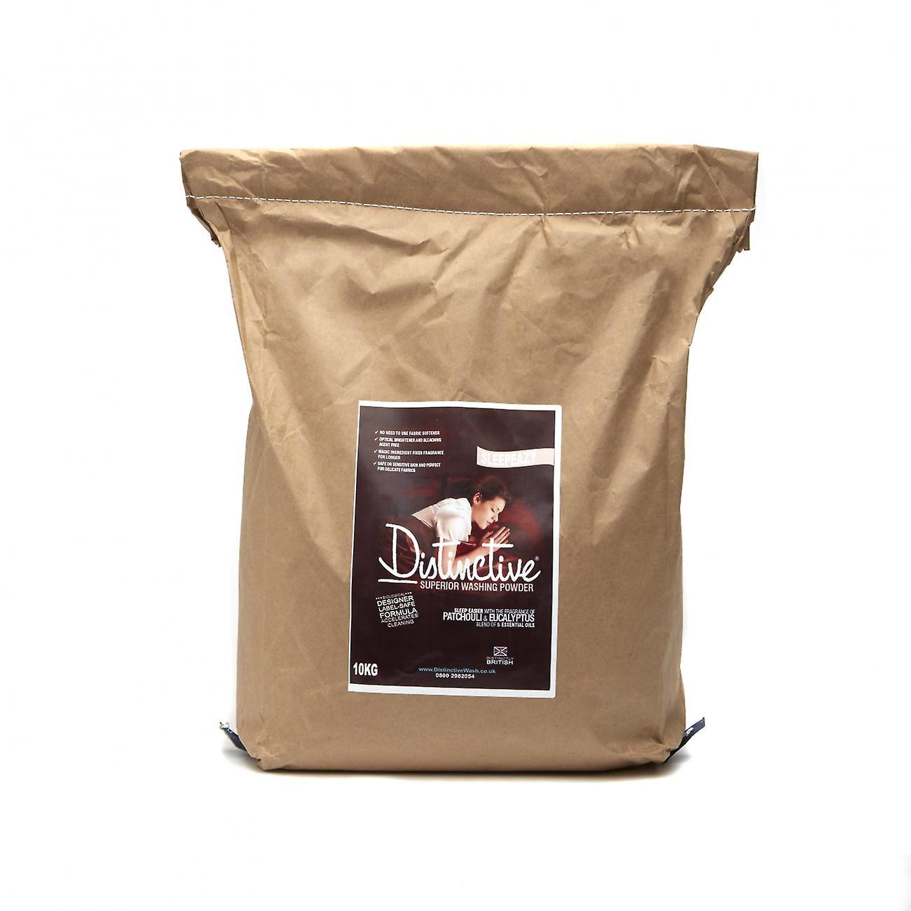 Distinctive Washing Powder - Relaxing Fragrance 166 Wash Sack