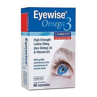 Lamberts Eyewise Omega 3 Kapseln 60 (8582-60)