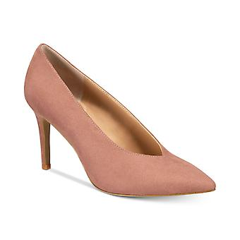 INC International Concepts Womens Ciaran Fabric Pointed Toe Classic Pumps