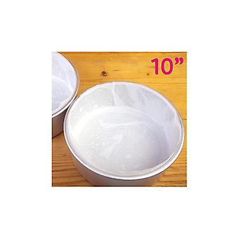 Easy Bake Siliconised Greaseproof Circles - 25cm (10'quot;) - Pack of 20