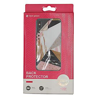 Rock Space Pink & Gold Back Cover Protectors | iParts4u