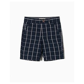 Zippy Square Shorts