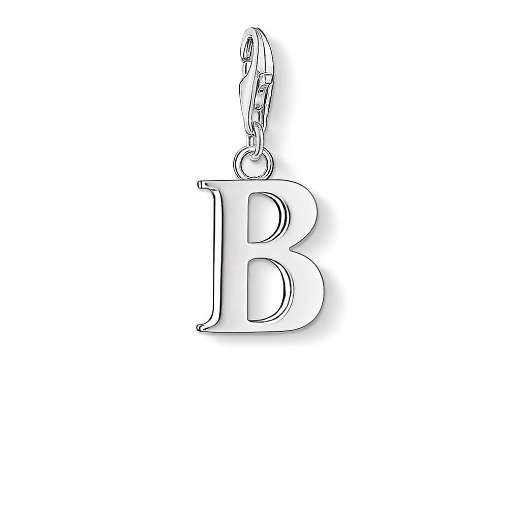 Thomas Sabo Letter B Charm 0176