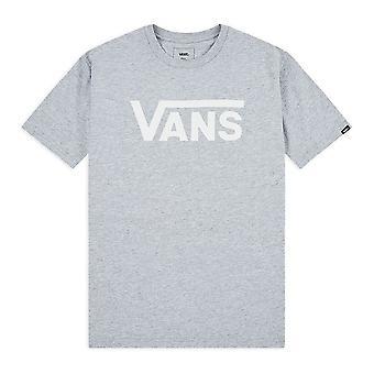 バンズMNクラシックアスレチックヒートVN000GGG1RQユニバーサルオールイヤーメンTシャツ
