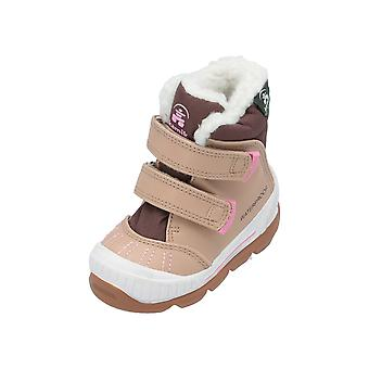 Kamik PARKER Kids Boots Brown Lace-Up Boots Winter