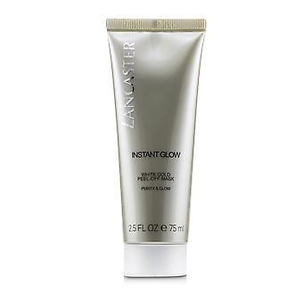 Instant glow peel off mask (white gold)   purity & glow 75ml/2.5oz