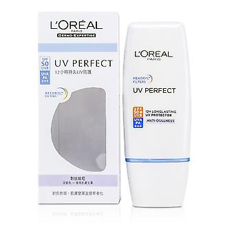 Dermo-Expertise UV Perfect Long Lasting UVA/UVB Protector SPF50 PA+++ - #Anti-Dullness 30ml/1oz