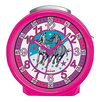 Scout Kids Alarme Alert Friends LUCKY HORSES Pink Girl 280001018