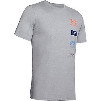 アンダーアーマーオリジネーターバック1351628035ユニバーサルサマーメンTシャツ