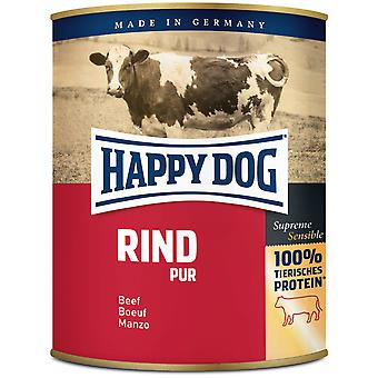 Happy Dog Rind Pur (Beef) (Dogs , Dog Food , Wet Food)