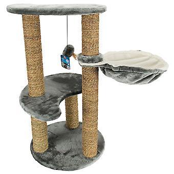 Agrobiothers Cat skrape tre mus (katter, leker, skrape innlegg)