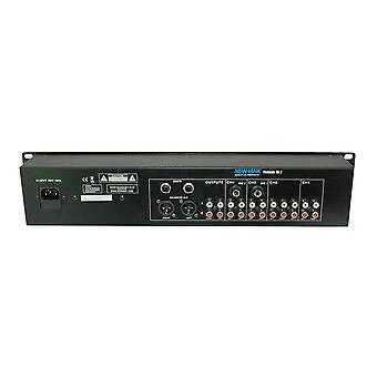 NewHank Newhank Workmate Mk2 Stereo Mixer mit Media Player