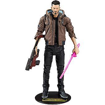 "McFarlane Cyberpunk 2077 V Male 7"" Action Figure"