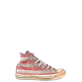 Converse Ezbc119043 Women's Multicolor Fabric Hi Top Sneakers