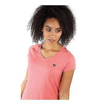 Shires Aubrion Elverson Womens Tech T-shirt - Koralle
