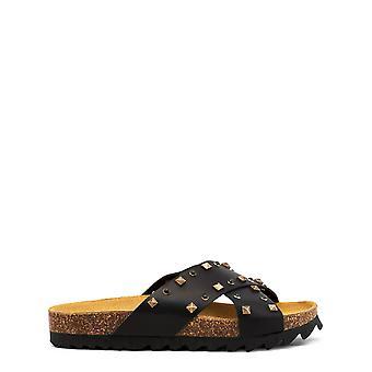 Ana Lublin original mujeres primavera/verano Flip Flops - Color Negro 30858