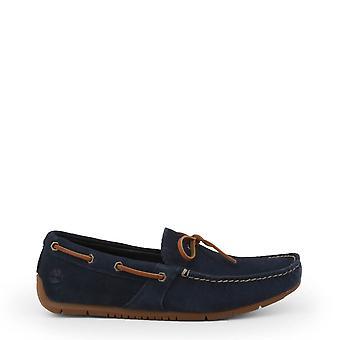 Timberland Original Men Spring/Summer Moccasin - Blue Color 35155
