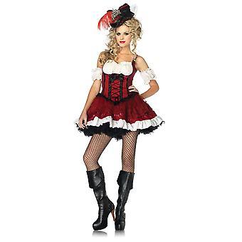 Sexig Pirat kostym för kvinnor