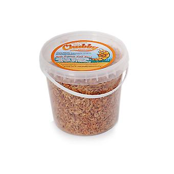 1 litre of chubby dried gammarus