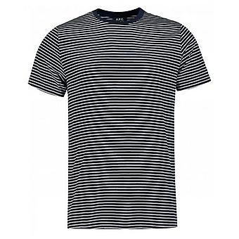 Apc Orson Fine Stripe T-Shirt