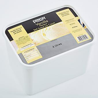 Country Range Vanilla Soft Scoop Ice Cream
