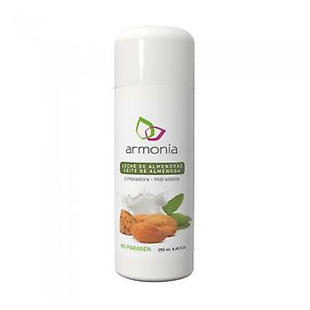 Armonía Almond Milk Cleanses and Moisturises 250 ml