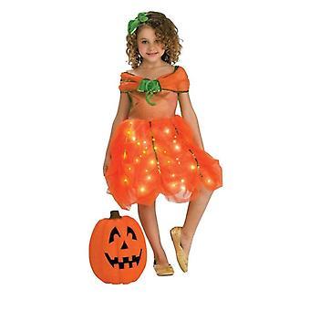 Twinkle Pumpkin Princess. Size : Toddler