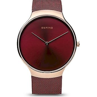 Bering-Wristwatch-Women-Charity-roségold shiny-13338 Charity