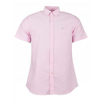 Barbour nr 3 op maat Fit Oxford Shirt