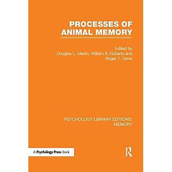 Processi di memoria PLE animale di Medin & Douglas L.
