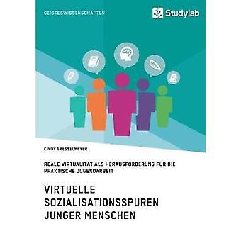 Virtuelle Sozialisationsspuren junger Menschen. Reale Virtualitt als Herausforderung fr die praktische Jugendarbeit by Gresselmeyer & Cindy