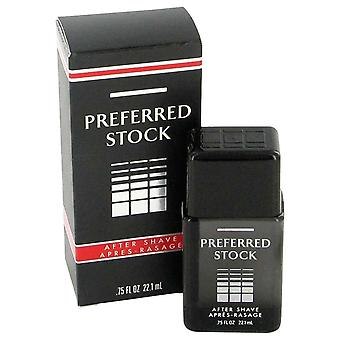 PREFERRED STOCK by Coty After Shave .5 oz / 15 ml (Men)