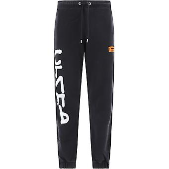 Heron Preston Hmch008s208090301001 Men's Black Cotton Joggers