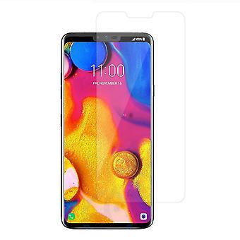 LG V40 sen ThinQ säiliö suojaa näyttö lasi säiliö dia 9 H lasi - 20 kpl