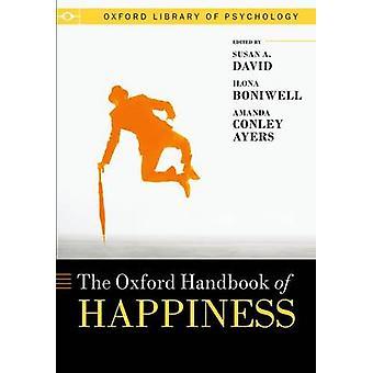 Oxford Handbook of Happiness by Susan David - 9780198714620 Book