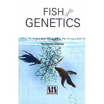 Fish Genetics by Sangeeta Malvee - 9788189741631 Book