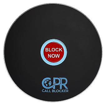 Cpr Call Blocker Shield 1500 Number Capacity 2000 Nuisance And Scam Numbers Pre-loaded Block Telemarketer Calls, Political Calls, Election Calls Block Robo Calls Now - Matt Black
