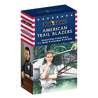 Trailblazer Americans Box Set 7 by Various - 9781527105232 Book