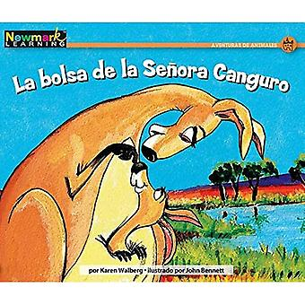La Bolsa de la Senora Canguro (Spanish Rising Readers)