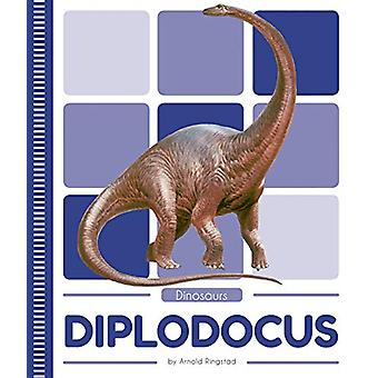 Dinosaurs - Diplodocus by Arnold Ringstad - 9781641855518 Book