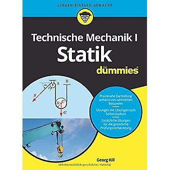 Technische Mechanik I Statik fur Dummies by Georg Rill - 978352771521