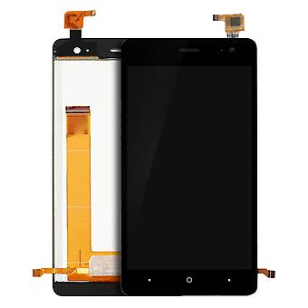 LCD Display Touch Screen Glass Digitizer Assembly for Wiko Jerry 2- Black