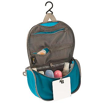 Sea to Summit Hanging Toiletry Bag Small (Blue/Grey)