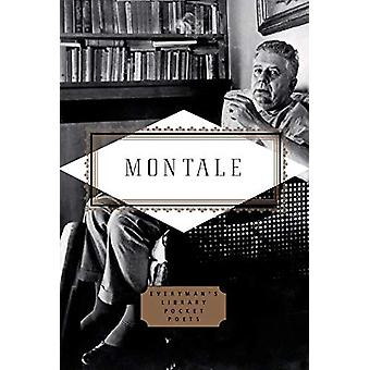 Montale - Poems by Eugenio Montale - 9781841598093 Book